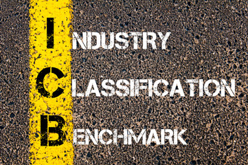 Business Acronym ICB – Industry Classification Benchmark