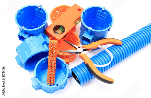 Electrical components for use in electrical installations - 81754186