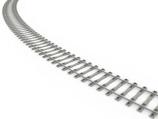 Railway track lines  Raster  Rail 1