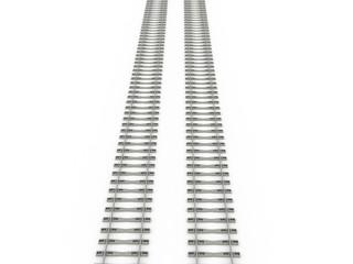 Railway track lines  Raster  Rail 3