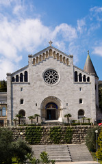 Opatija Croatia,Church of Our Lady of the Annunciation