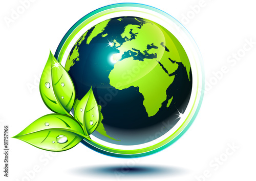 green earth - eco-friendly concept - 81757966