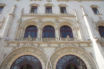 Rossio Staion Lisbon