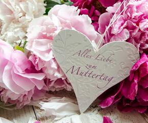 Alles Gute zum Muttertag :)