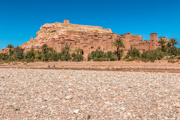 Ait Benhaddou,fortified city Morocco