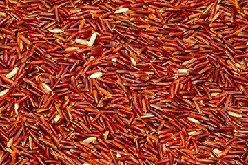 Red rice pattern