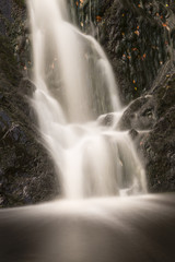 Waterfall Long Exposure Detail