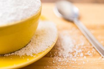 Natural sweetener sorbitol