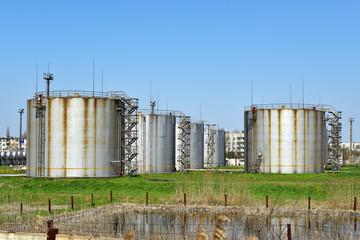 tanks for oil