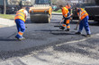 Asphalting and Repair of roads