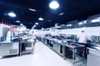 modern hotel kitchen and busy chefs. - 81769183