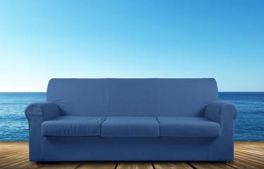 divano vacanze mare relax