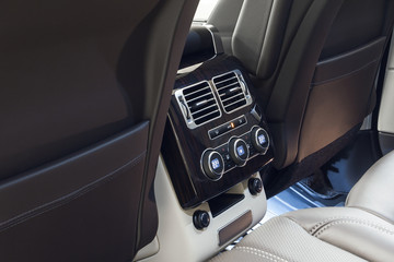Car climate control and air conditioning