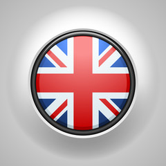 UK of Great Britain Button