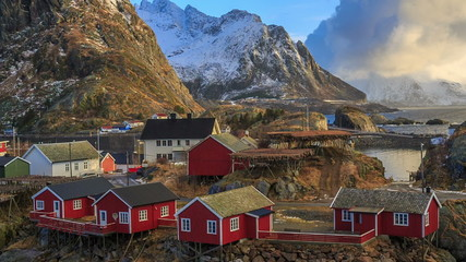 fishing towns in norway