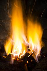Blacksmith fire