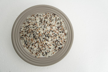 rice meal food uncooked preparation color seed concept
