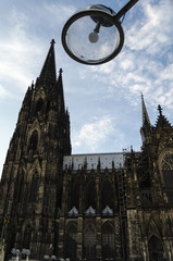 Famous dome in Koln