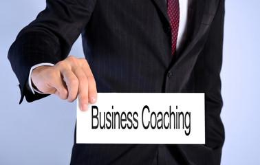 business coaching man