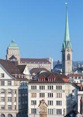 Zurich Towers