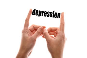 Smaller depression