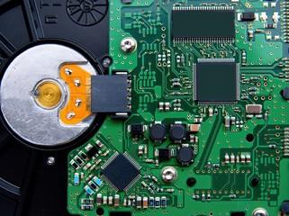 Electronic of harddrive