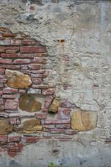 Muro di mattoni, trama texture sfondo