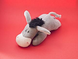 Fur donkey