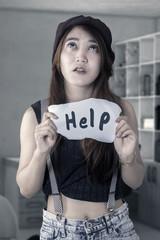 Hopeless girl need a help