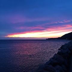 Terrific sunset