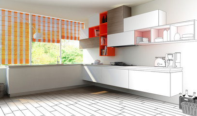 Sunny Kitchen (project)