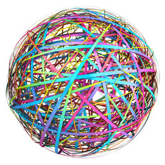 Abstract ball