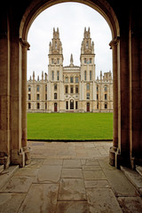 All Souls College 1438, Oxford