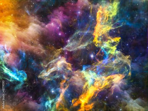 Fototapety, obrazy : Energy of Cosmos
