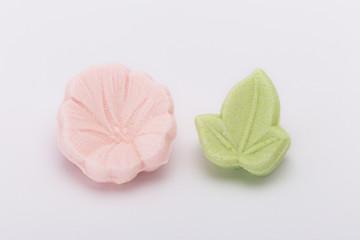 和三盆のお菓子(落雁)