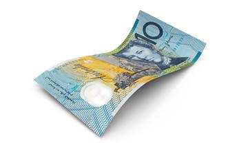 20 Australian Dollars Note
