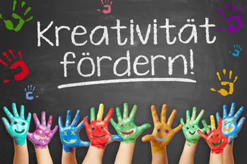 Kreativität fördern in der Schule