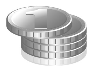 Silver Currency Coins
