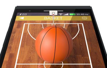 basketball and new communication technology