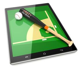 baseball and new communication technology