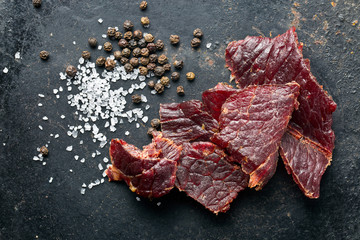 beef jerky and spice