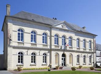 Mairie de Montreuil sur Mer (62)