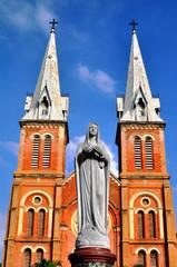 Notre Dame, Saigon, Vietnam