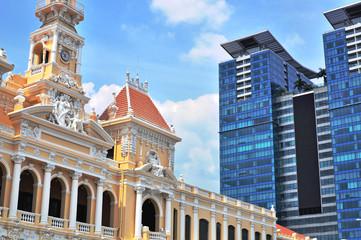 Ho Chi Minh city centre