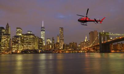 Tour over Manhattan