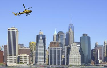 Tour over New York City