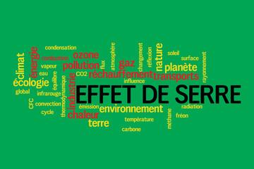 WEB ART DESIGN TAG CLOUD EFFET DE SERRE TERRE CLIMAT 110