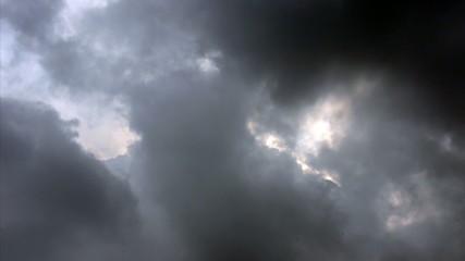 The Storm Cloud / Time lapse