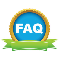 Gold faq logo