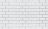 Fototapety ceramic brick tile wall